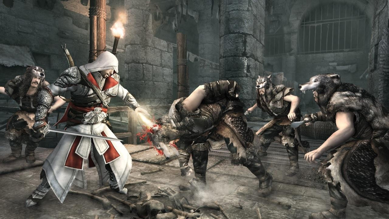 a review of the story of assassins creed