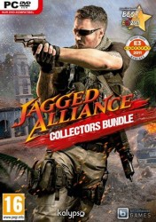 скачать игру Jagged Alliance Collectors Bundle на компьютер