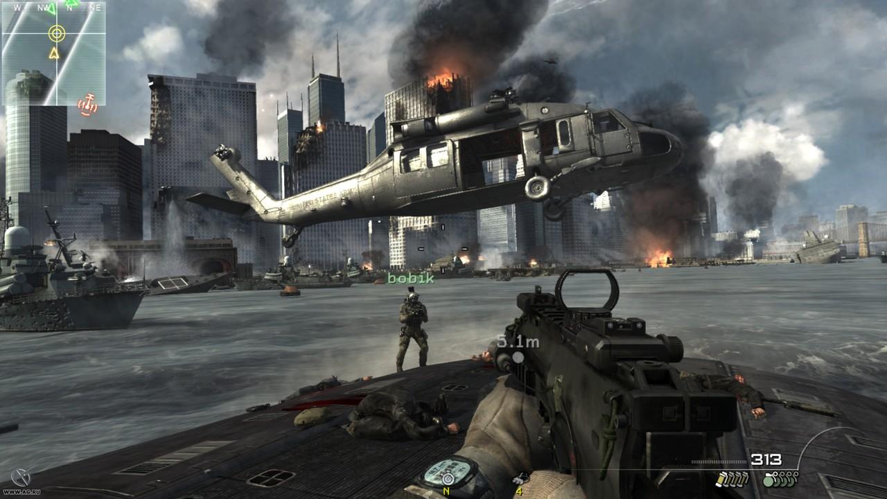 Cod modern warfare 3 скачать торрент