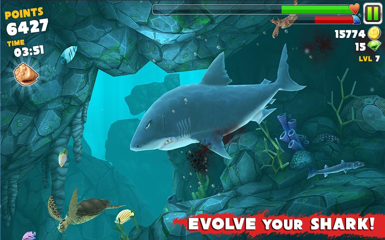 Игра акула скачать на компьютер через торрент
