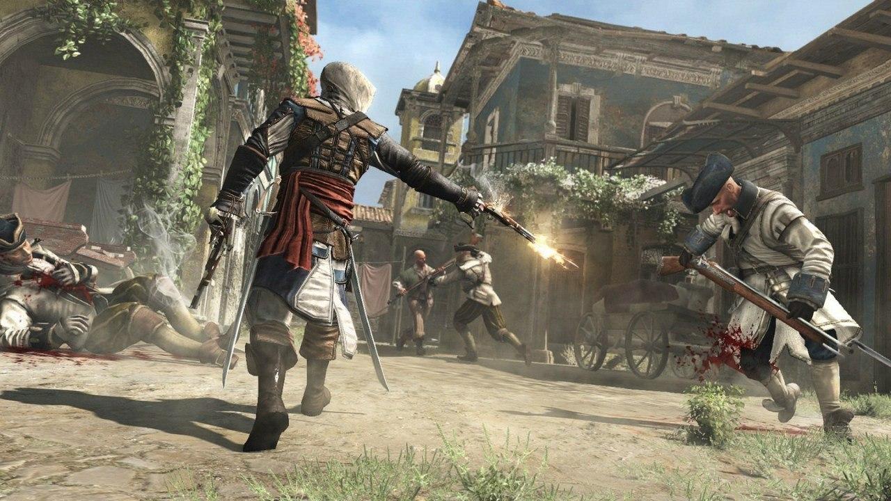 Assassin's creed 4: black flag от механики скачать торрент.