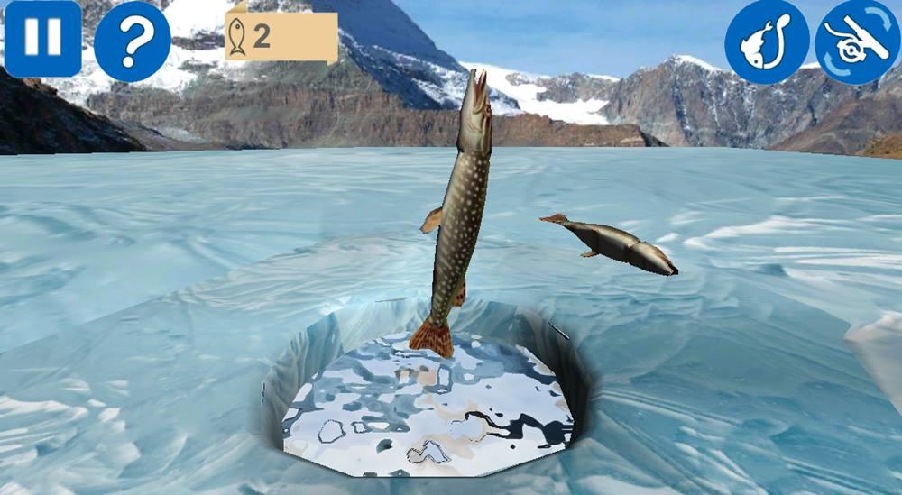 Скачать игру рыбалка зимняя на компьютер торрент