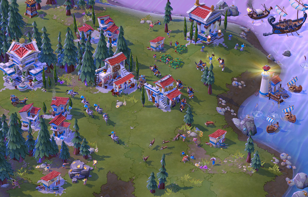 Скачать Age Of Empires 3 через торрент