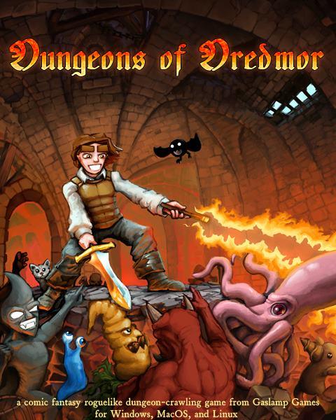 Dungeons of dredmor complete v1. 1. 4 + 3 dlc торрент, скачать.
