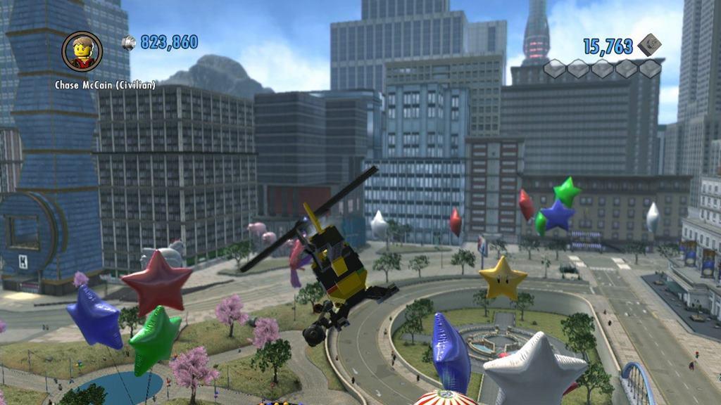 Лего lego city undercover