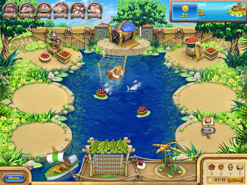 Веселая ферма скачать игру бесплатно полная версия