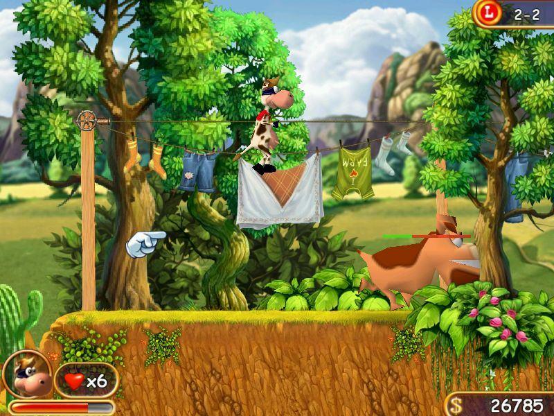 супер корова скачать торрент игра