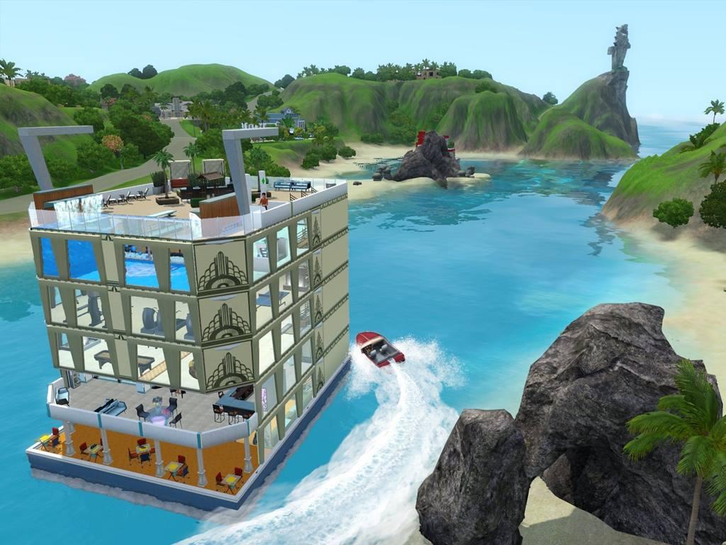 Скачать Город Симс 3