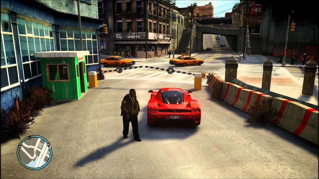 Игра не раз устанавливала новые стандарты в жанре и вот очередной.