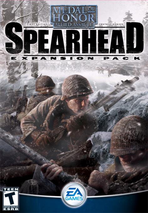 Медаль за отвагу spearhead скачать через торрент