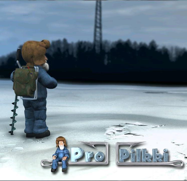 зимняя рыбалка сделать