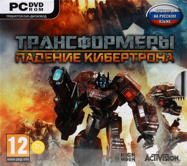 Transformers 3: dark of the moon (2011) xbox360 » скачать игры.