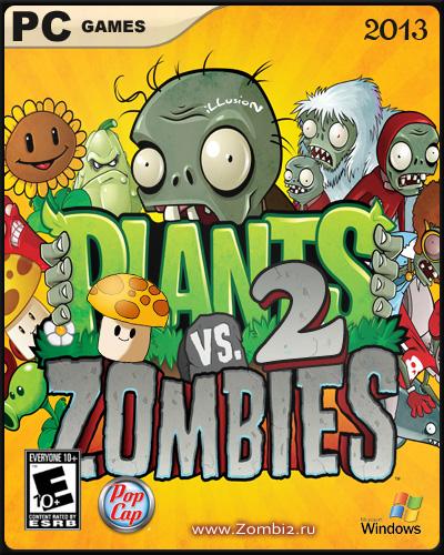 скачать игру зомби 2 против растений на компьютер