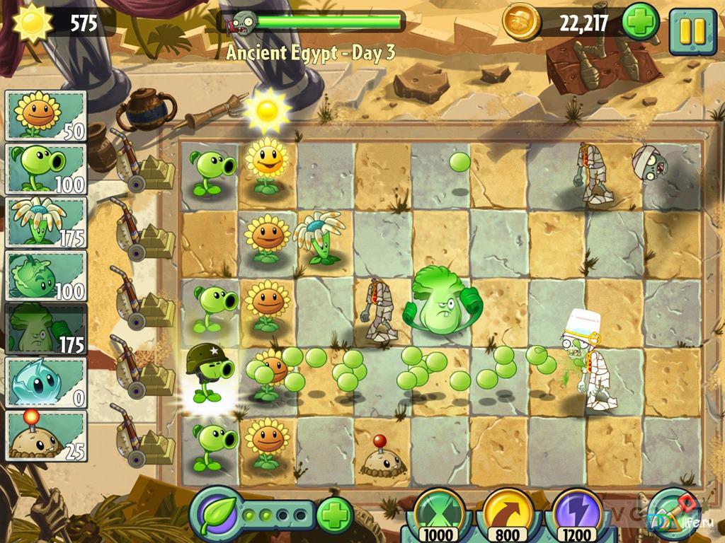 скачать игру растение против зомби 1 на компьютер