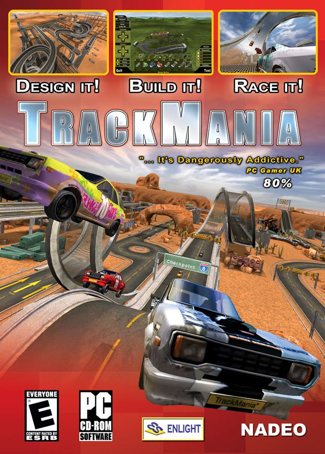 FOREVER TÉLÉCHARGER TRACKMANIA UNITED
