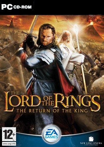 Скачать игру властелин колец возвращение короля