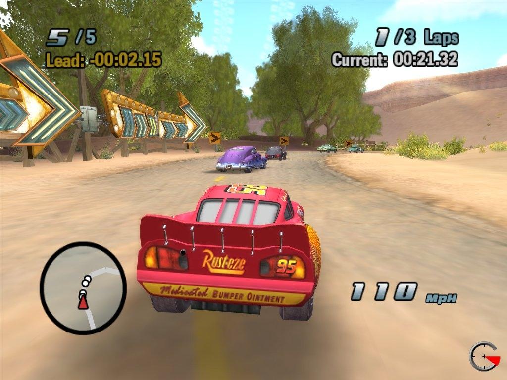 Тачки 3: навстречу победе / cars 3: driven to win на xbox360.