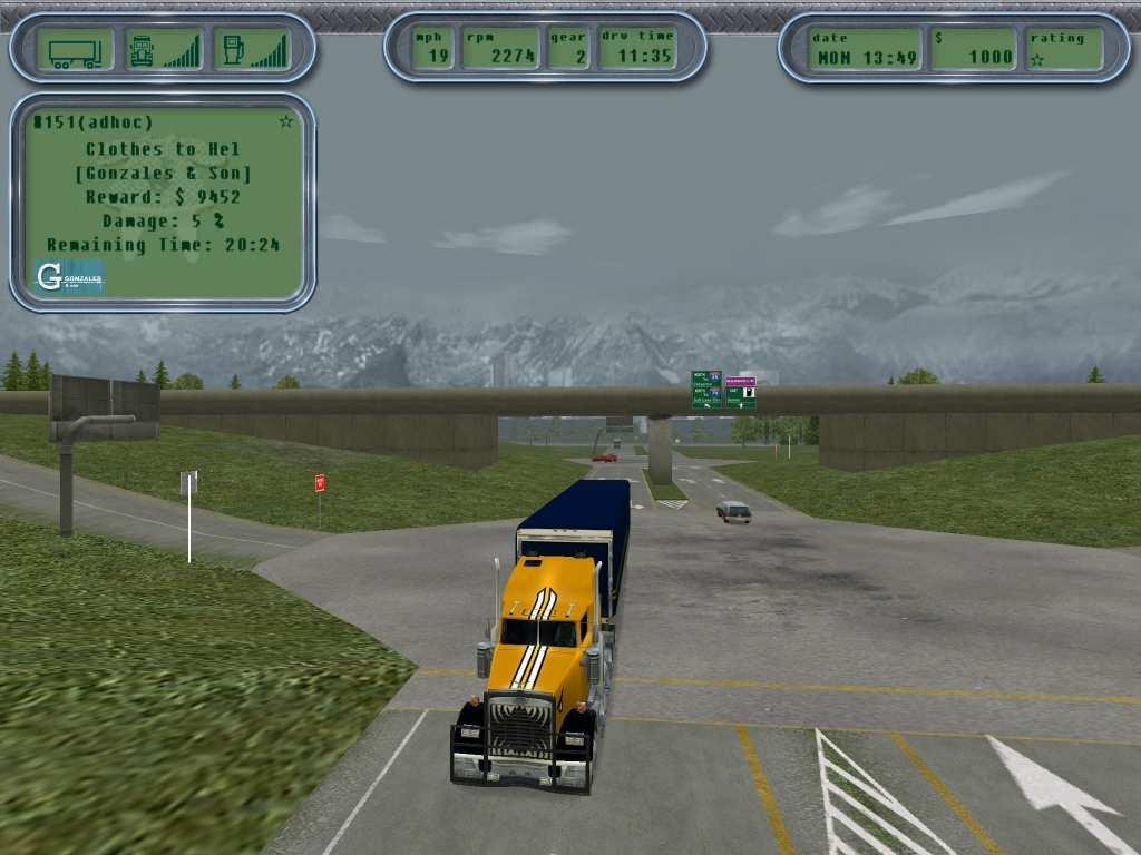 hard truck 18 стальных колес скачать