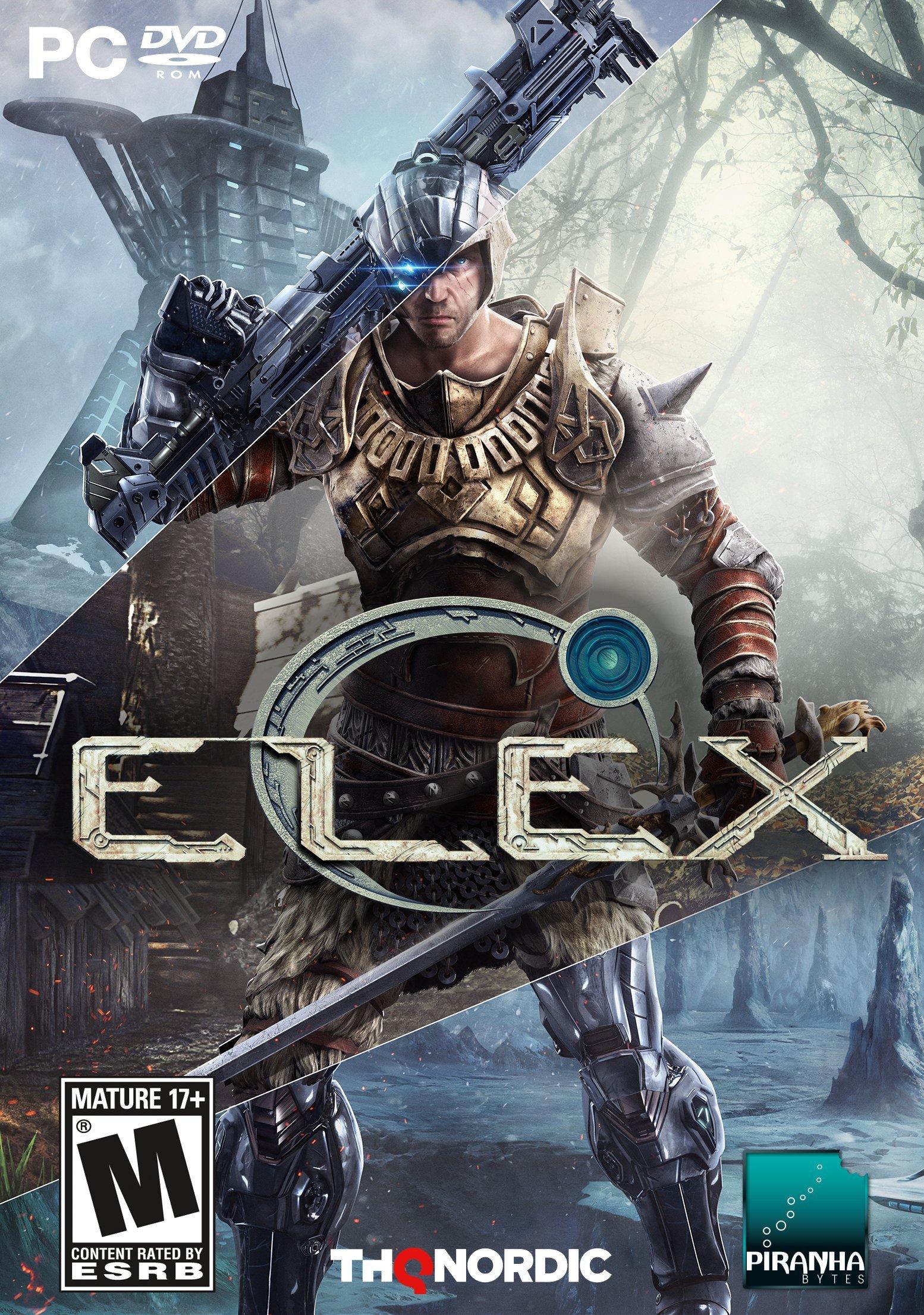 Скачать игру Elex бесплатно на ПК