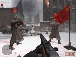 скачать Call of Duty 2 бесплатно