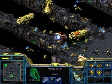 скачать StarCraft Insurrection бесплатно