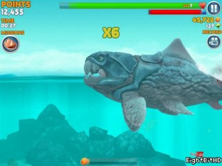 играть в Hungry Shark без регистрации