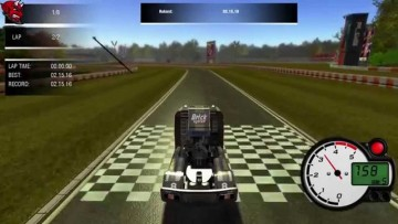 скачать World Truck Racing бесплатно