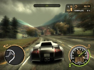 Need for Speed Most Wanted русская версия