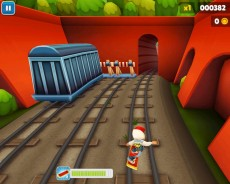 играть в Subway Surfers без регистрации