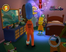 скачать The Simpsons Hit & Run бесплатно