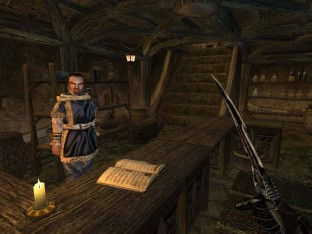 скачать The Elder Scrolls III бесплатно