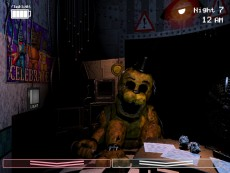 играть в Five Nights at Freddy's 3 без регистрации
