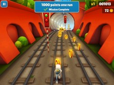 скачать Subway Surfers бесплатно