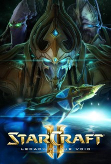 скачать StarCraft 2 Legacy of the Void на компьютер