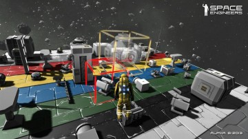 играть в Space Engineers без регистрации