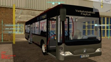 скачать Bus Simulator (2012) бесплатно