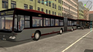 играть в Bus Simulator (2012) без регистрации