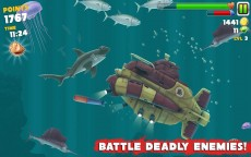 играть в Hungry Shark Evolution без регистрации