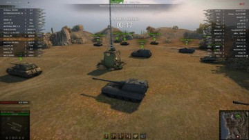 играть в World of Tanks бесплатно