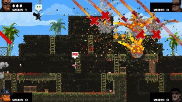 скачать Broforce бесплатно