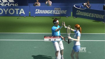 скачать Virtua Tennis бесплатно