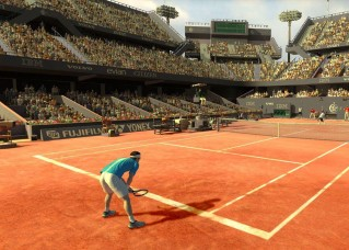 играть в Virtua Tennis без регистрации