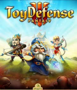 скачать Toy Defense 3 для pc