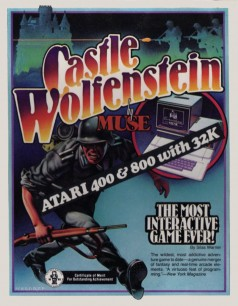 скачать Castle Wolfenstein бесплатно