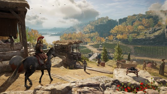 торрент игры Assassins Creed Odyssey на компьютер