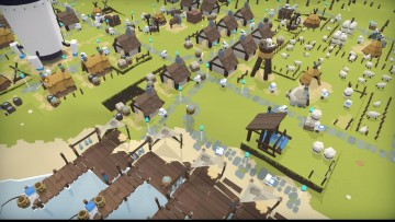 играть в The Colonists бесплатно и без регистрации