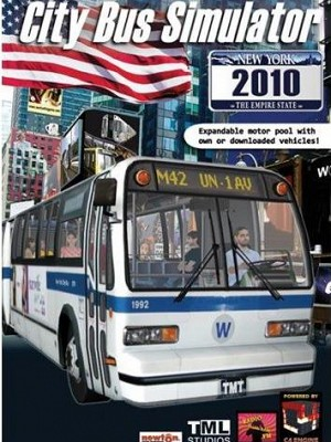 City Bus Simulator 2010 New York
