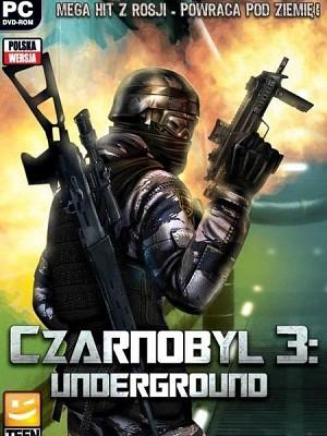 Chernobyl 3 Underground
