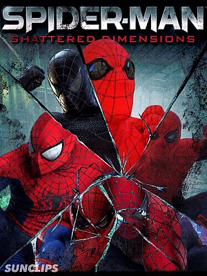Spider Man Shattered Dimensions (ПК)