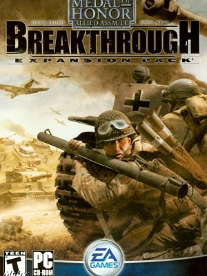 Medal of Honor Allied Assault Breakthrough